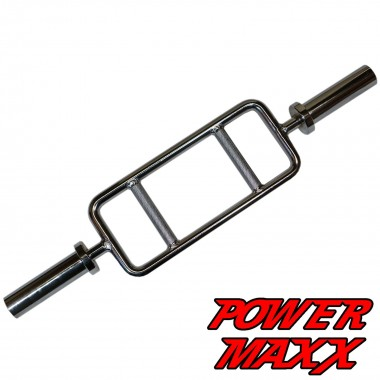 Power Maxx Olympic Tricep Barbell