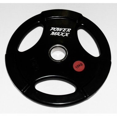 Power Maxx 15kg Olympic Plate