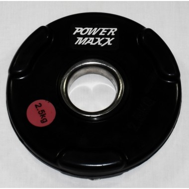 Power Maxx 2.5kg Olympic Plate