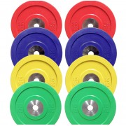 Power Maxx Premium or Elite Bumper Plates