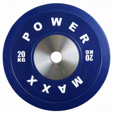 20kg Premium Olympic Bumper Weight Plate
