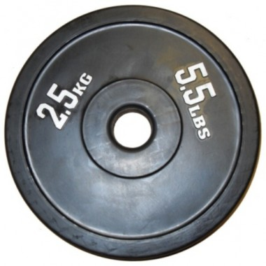 2.5kg Standard Weight Plates