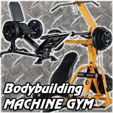 Bodybuilding Machine Gym