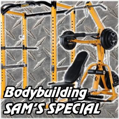 Bodybuilding Sam's Special