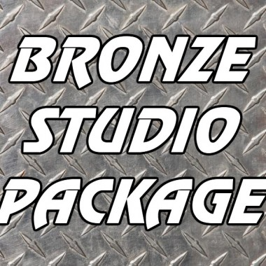 Studio Bronze Package