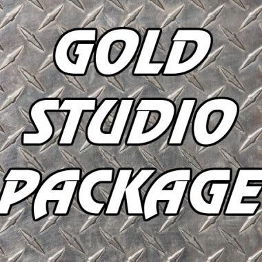 Studio Gold Package