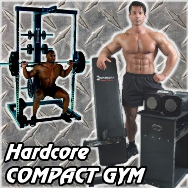 Hardcore Compact Gym