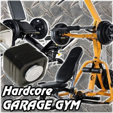 Hardcore Garage Gym