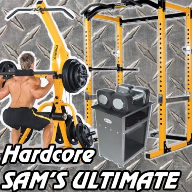 Hardcore Sam's Ultimate Gym