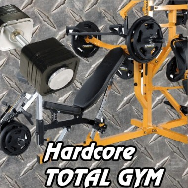 Hardcore Total Gym