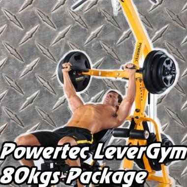 Powertec LeverGym 80kgs