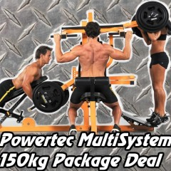 Powertec Multi System 150kgs
