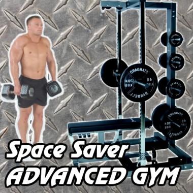 Space Saver Advanced Gym