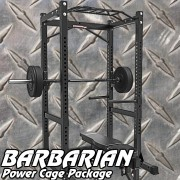 Marks Barbarian Power Cage Gym