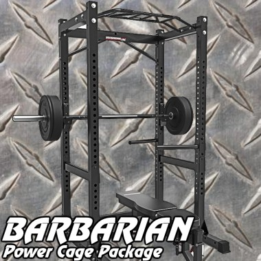 Barbarian Power Cage Package