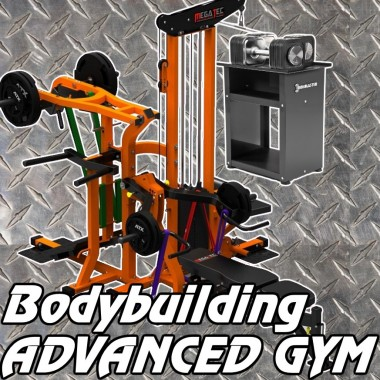 Bodybuilding Advanced Gym