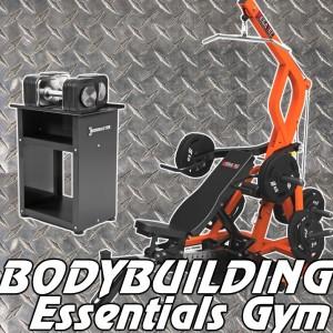 Bodybuilding Essentials Gym