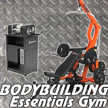 Bodybuilding Essentials Gym