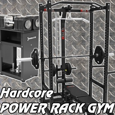 Hardcore Power Rack Gym