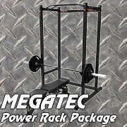 Compact Power Rack Gym Package