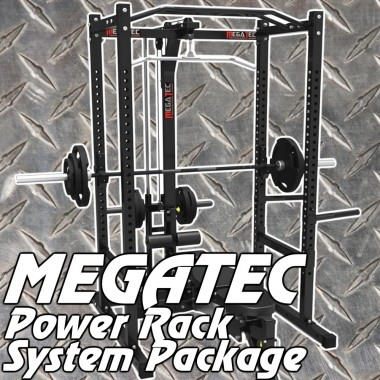 Megatec Power Rack System Package