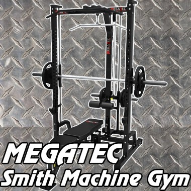 Megatec Smith Machine System Package