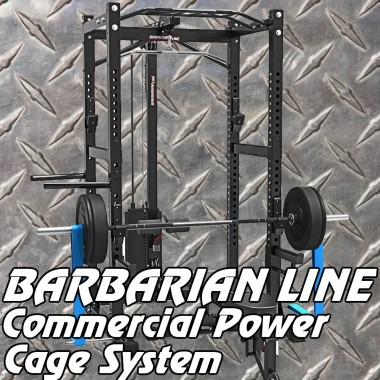 Commercial Power Cage System Package
