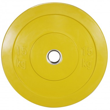 15kg Olympic Bumper Weight Plate