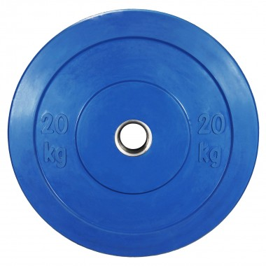 20kg Olympic Bumper Weight Plate