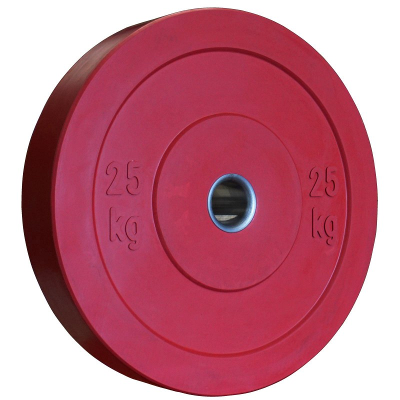 Let me know when this is back in stock!  sc 1 st  Sam\u0027s Fitness & 25kg Bumper Plate | Olympic Bumpers | Sam\u0027s Fitness