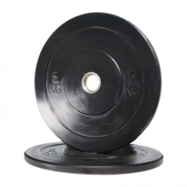 5kg Olympic Bumper Weight Plate