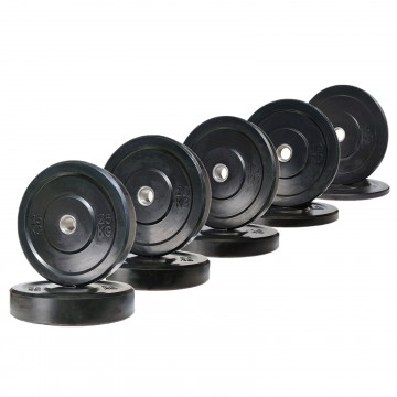 Cheap Olympic Bumper Plates