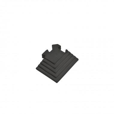 Gymfloor® 17mm Puzzle Corner