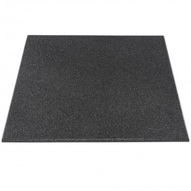 GymFloor® 15mm 1m x 1m Black