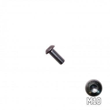 Button Head Bolt M10 x 25mm