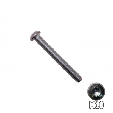 Button Head Bolt M10 x 80mm