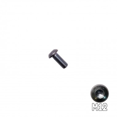 Button Head Bolt M12 x 30mm