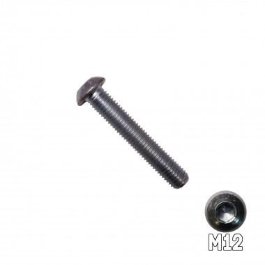 Button Head Bolt M12 x 70mm