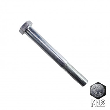 Hex Head Bolt M12 x 105mm