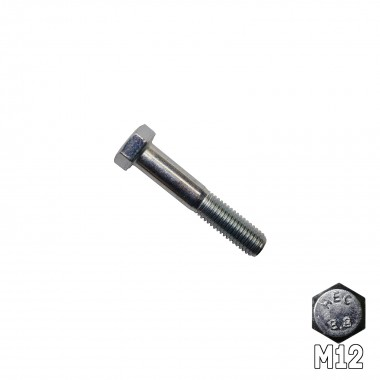 Hex Head Bolt M12 x 65mm