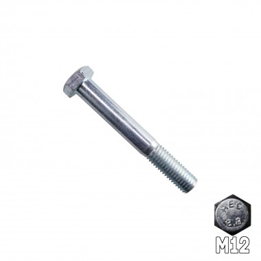 Hex Head Bolt M12 x 85mm