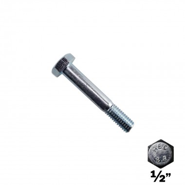 "Hex Head Bolt 1/2"" x 3"""