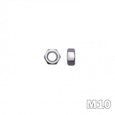 M10 Nut