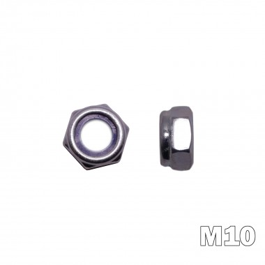 M10 Nut - Nylon