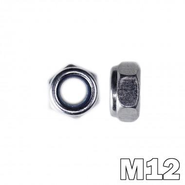M12 Nut - Nylon
