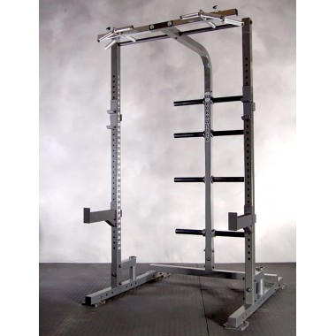 IM1500 Ironmaster Half Rack with ULTIMATE Chin Up ATTACHMENT