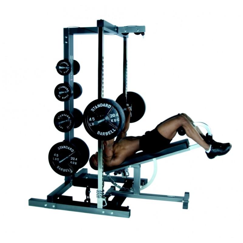 Im2000 Leg Press: Smith Machine Gym