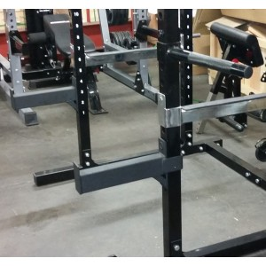 Powertec Power Rack Spotter Bars by Ironmaster