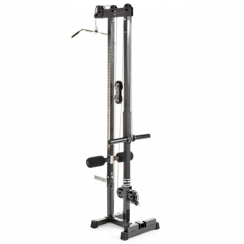 ironmaster cable tower attachment lat pulldowns seated row