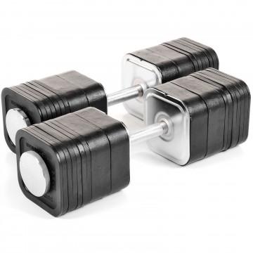 Quick Lock Dumbbell 165lb Kit
